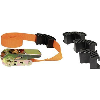 Zaštita ruba štiti opterećenje i pojas od oštećenja prilikom trzaja.Ovaj tekst je strojno preveden.