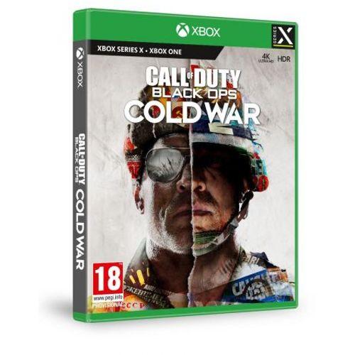 Call of Duty: Black Ops Cold War Xbox Series X Preorder slika 2