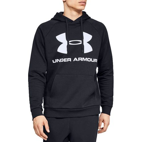 Muški hoodie Under Armour rival fleece sportstyle logo 1345628-001 slika 1