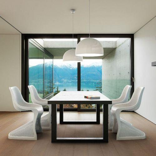 Dizajnerska lampa — MAKROLON slika 1