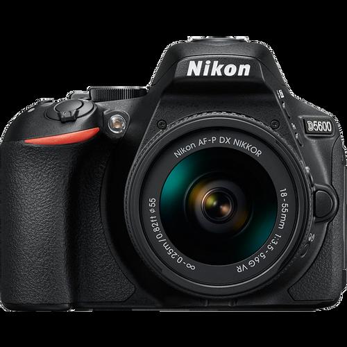 Nikon D5600 BLACK slika 1