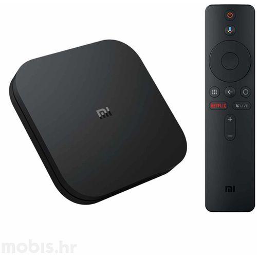 Xiaomi MI TV BOX S 4K BLACK MDZ22AB slika 2