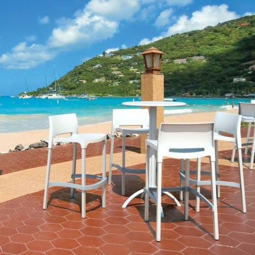 Dizajnerske barske stolice — GIOTTO • 2 kom. slika 7
