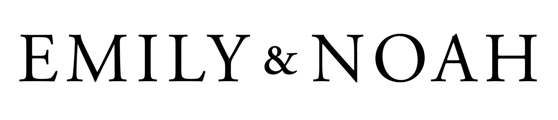 Emily & Noah logo