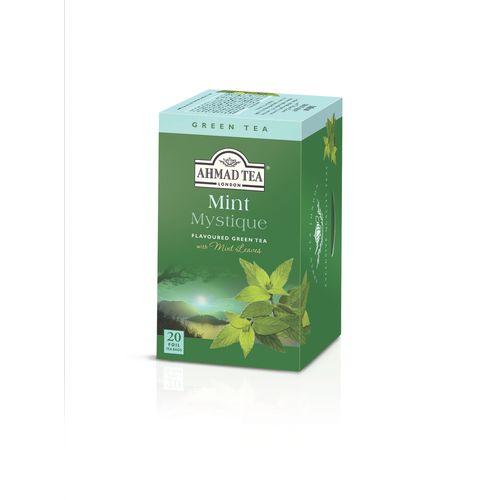 AHMAD TEA zeleni čaj s mentom 2gx20 aluminijska vrećica slika 1