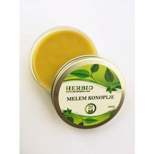 PRIRODNA KOZMETIKA OD HLADNO PREŠANOG ULJA KONOPLJE !  HRVATSKI PROIZVOD  Naša prirodna kozmetika sadrži visok postotak ulja konoplje, u ovom slučaju 90%, a ne sadrži konzervanse i umjetne boje. Mast konoplje je idealna za njegu osjetljive kože!...
