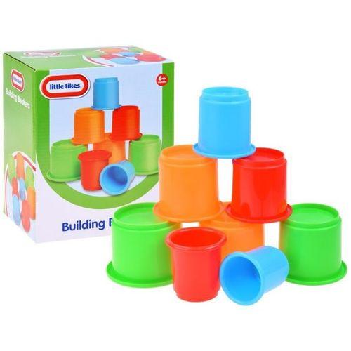 "Little Tikes – set posudica ""building beakers"" slika 1"