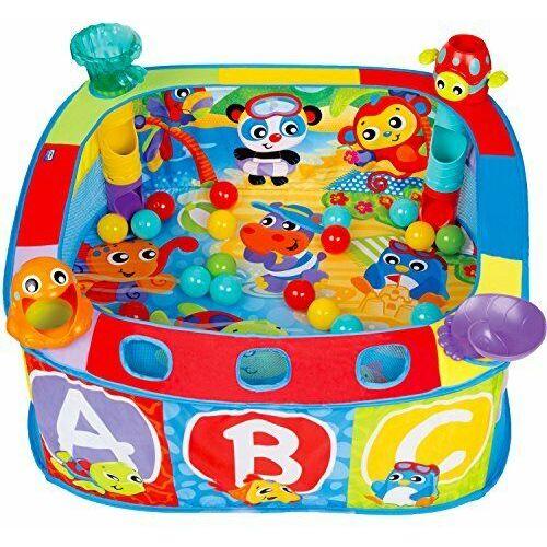 Playgro podloga za igranje sa lopticama slika 1