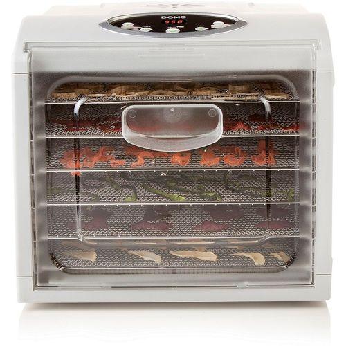 Domo Digitalni dehidrator za sušenje voća i povrća DO353VD slika 6