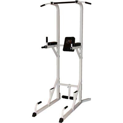 Gym Fit vratilo sa više funkcija je namijenjen snažnom treniraju i jačanju mišića ruku i trbušnjaka. Dimenzije sprave: 136x108x217 cm Max. težina vježbaća: 120 kg