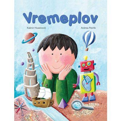 Neka vaše dijete otkrije čuda povijesti kroz ovu maštovitu i odlično ilustriranu priču.