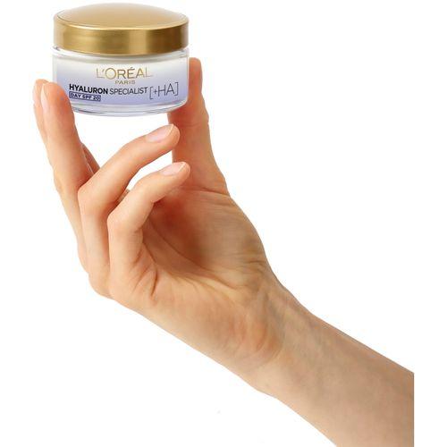 L'Oreal Paris Hyaluron Specialist dnevna hidratantna krema za vraćanje volumena 50 ml slika 7
