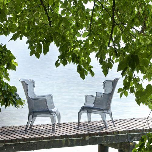 Dizajnerska fotelja — POLY LOUNGE slika 2