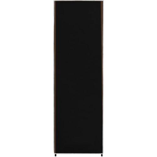 Ormar od tkanine crni 87 x 49 x 159 cm  slika 6