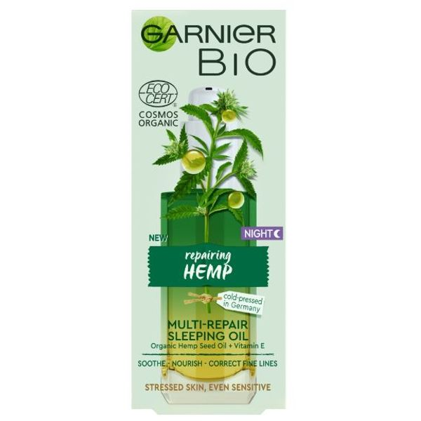 Garnier Bio Hemp noćno ulje 30 ml