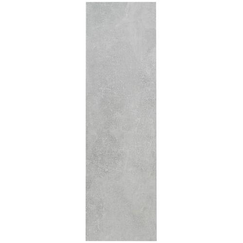 Ormarić za knjige boja betona 97,5 x 29,5 x 100 cm od iverice   slika 5