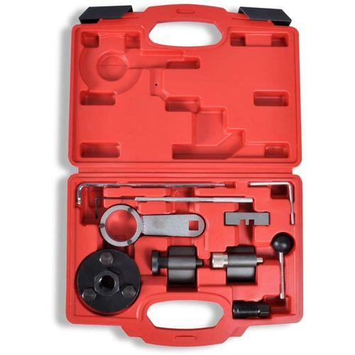 Set alata za montažu i zaključavanje osovine VAG 1.6 i 2.0 TDI motora slika 7