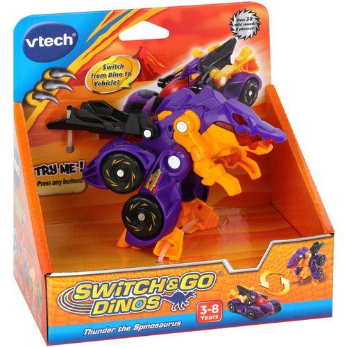 Vtech Switch & Go Dinos® Thunder the Spinosaurus slika 4