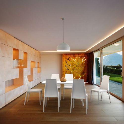 Dizajnerska lampa — MAKROLON slika 5