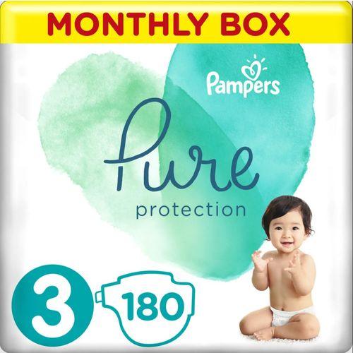 Pampers Pure protection Pelene, Mjesečno pakiranje slika 1