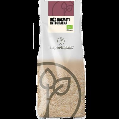 Basmati je jedna od najukusnijih i najprivlačnijih vrsta riže te je hranjiva i lagana za probavu