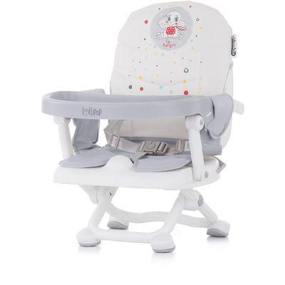 Pogodno za djecu, koja mogu sama sjediti (najmanje 6 mjeseci) u dobi do 3 godine i težine ne više od 15 kg.