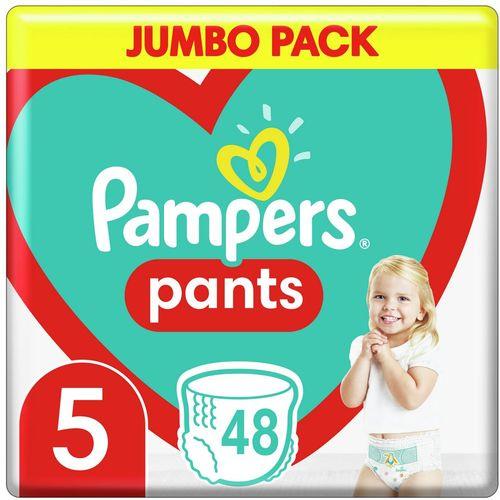 Pampers Pants Pelene-gaćice Jumbo pack slika 7
