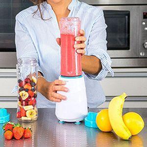 Pripremajte sokove i prirodne smoothieje na ugodan način uz Blender s Čašom Cecotec Power Titanium One 4051!