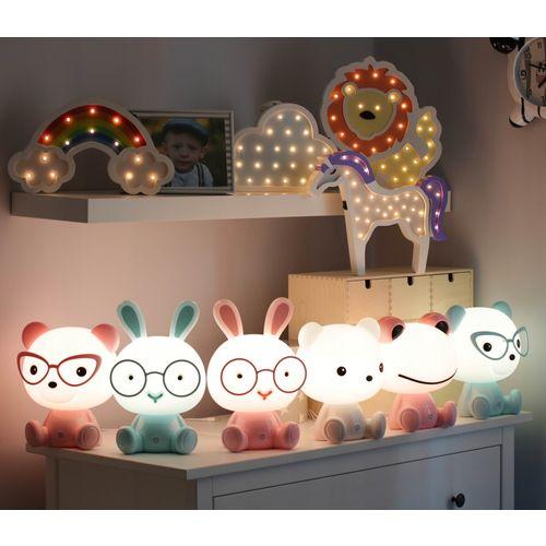 Dizajnerska lampa — LED / USB slika 5