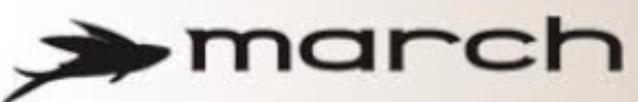 MARCH 15 logo