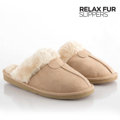 Papuče Relax Fur slika 5