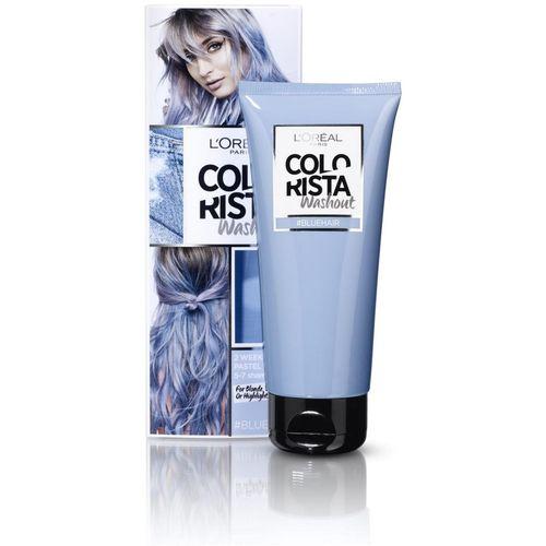 L'Oreal Paris Colorista Wash Out 6 Blue Hair slika 1