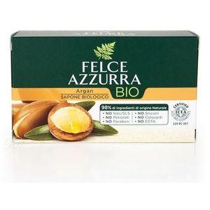 Argan BIO sapun je razvijen, proizveden i certificiran prema najvisim standardima biokozmetike. Savrseno je za svakodnevnu uporabu. Dragocjeno arganovo ulje ne samo da cisti kozu, vec odrzava svoju prirodnu ravnotezu i hrani ga svakim pranjem.