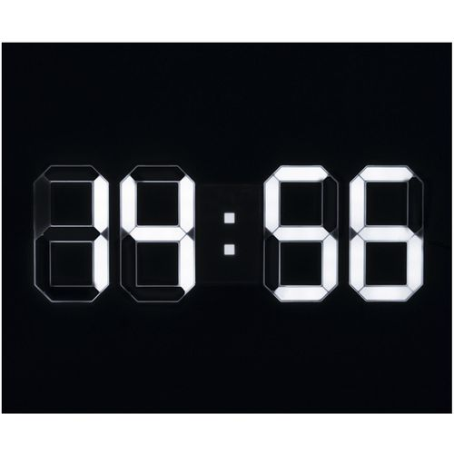 home Sat sa alarmom, 3D LED zaslon - LTC 04 slika 2