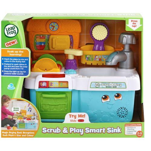 Leap Frog Scrub & Play pametni sudoper slika 3