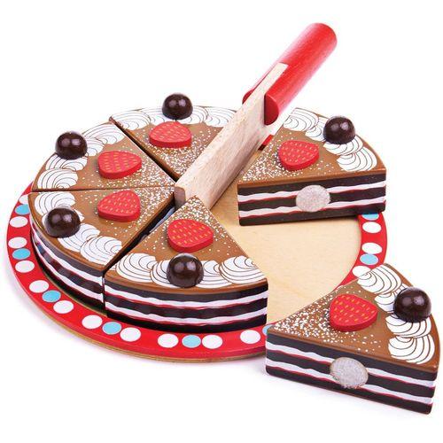 Bigjigs Čokoladna torta slika 1