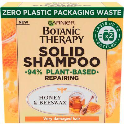 Garnier Botanic Therapy Honey & Beeswax čvrsti šampon 60 gr
