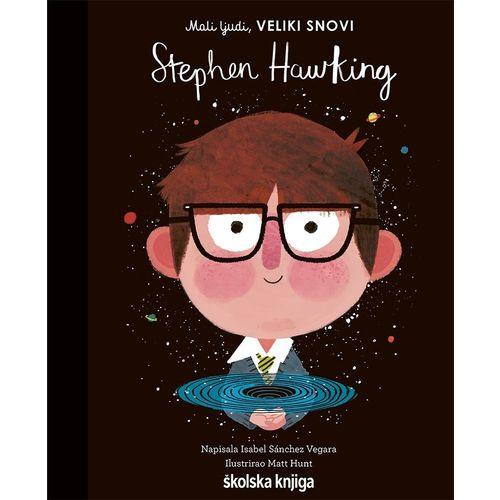 Stephen Hawking - iz serije Mali ljudi, VELIKI SNOVI slika 1