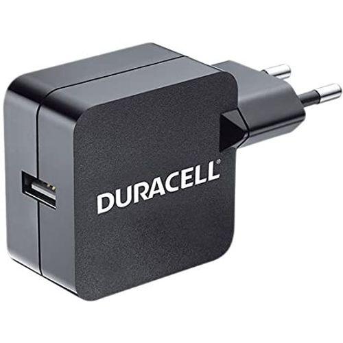 Duracell Punjač - Uni 1xUSB - 2.4A - Black slika 2