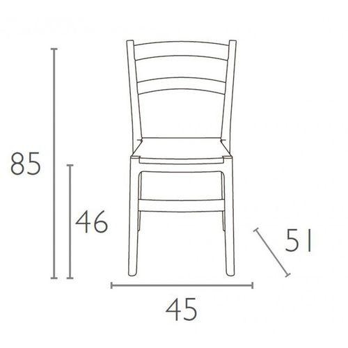 Set stolica za terasu — COLOR MIX • 4 kom. slika 6