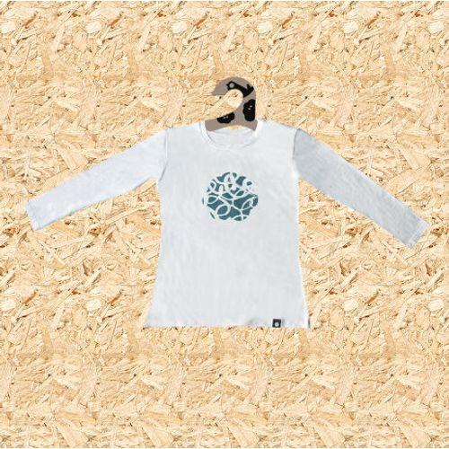 Dječja majica ŠARA BARA bijela slika 1