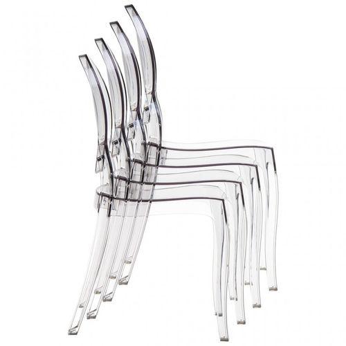Dizajnerska stolica — POLY OVAL slika 43