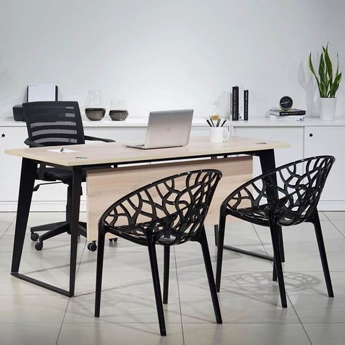 Dizajnerska stolica — POLY ROUND slika 9