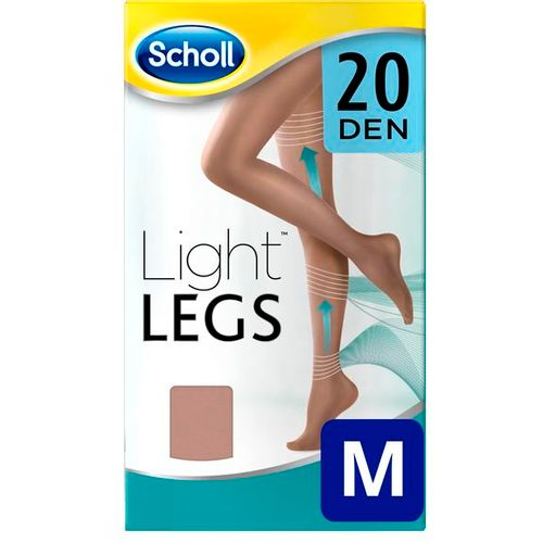 Prirodne Čarape s Blagom Kompresijom Dr Scholl 20 Den - M slika 1