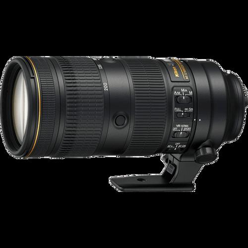 AF-S 70–200mm f/2.8E FL ED VR slika 8