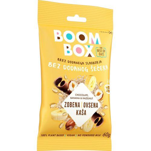 Boom Box Zobena kaša Čoko-Banana-Lješ. 60g slika 1