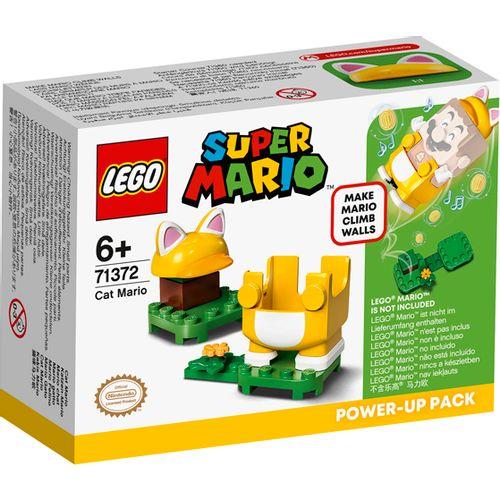 LEGO SUPER MARIO Paket za energiju – mačak Mario 71372 slika 1