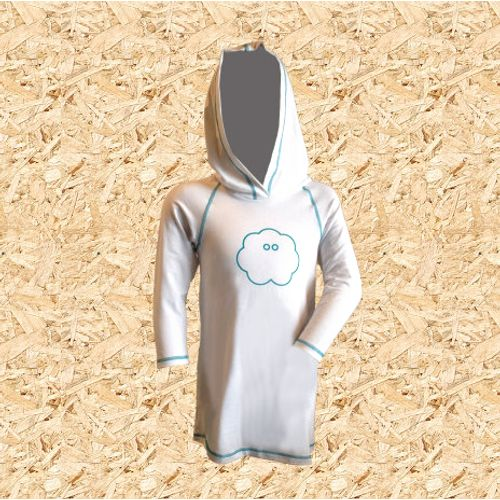 Dječja majica MINI COOLER tirkizna slika 1