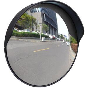 Ovo vanjsko prometno konveksno ogledalo je idealan izbor za sigurnosne mjere u prometu. Savršeno je za križanja, uske ceste, oštre zavoje, ceste s ograničenom vidljivošću i druge otvorene prostore a služi za preveniranje neočekivanih nesreća...