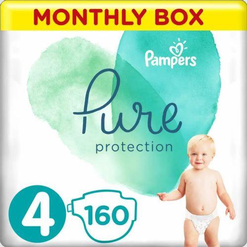 Pampers Pure protection Pelene, Mjesečno pakiranje slika 2
